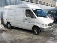 MB Sprinter 1998g. 2.9 tdi degv.pat. 9L kr.nod.gārums 3.20m  no 25 Euro