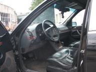 Mercedes S300 W140 dizelis, automats, melnas adas salons 40 Euro