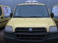Fiat Doblo AR TERMO REGULĀCIJU 2003. 1.9 d. 5.5l/100km. krav. nod. 1.60m no15 Euro